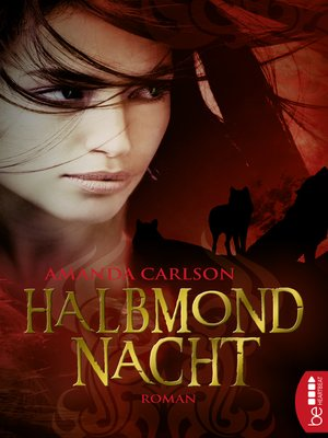 cover image of Halbmondnacht